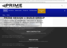 primebuildgroup.com