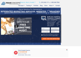 primeconcepts.com