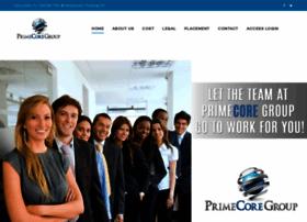 primecoregroup.com