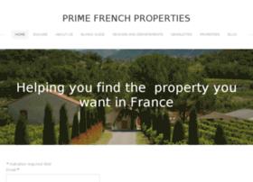 primefrenchproperties.com