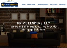 primelendersinc.mortgagexsites.com