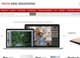 primemacsolutions.com