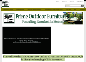 primeoutdoorfurniture.com