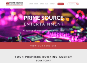 primesourceentertainment.com