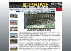 primesteelbuildings.com
