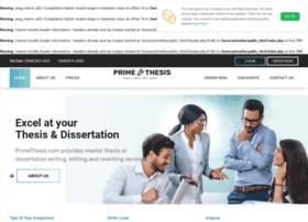 primethesis.com