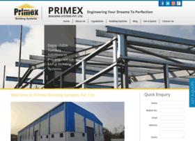 primexbuildings.com