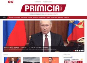 primiciadiario.com