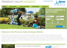 primrosevalleyholidays.co.uk