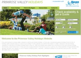 primrosevalleyholidays.co.uk