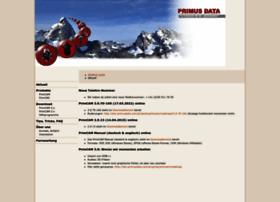 primusdata.com