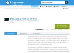 prince-of-persia-4d.programas-gratis.net