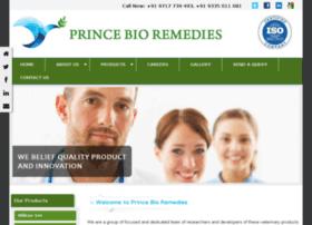 princebioremedies.com