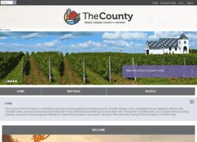 princeedwardcounty.civicweb.net
