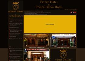 princehanoihotel.com
