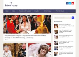 princeharry.co.uk