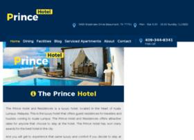 princehotelkl.com