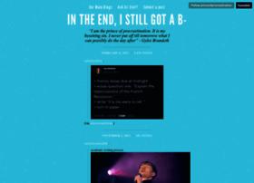 princeofprocrastination.tumblr.com