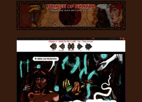princeofsartar.com