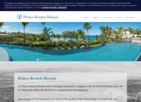 princeresortshawaii.com