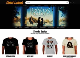 princessbride.goldlabelgoods.com
