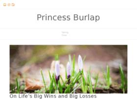 princessburlap.com