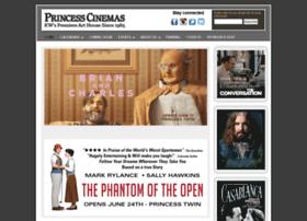 princesscinemas.com
