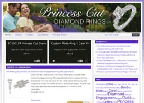 princesscutdiamondringshq.com