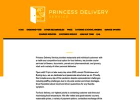 princessdelivery.com