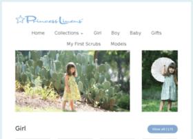 princesslinens.com