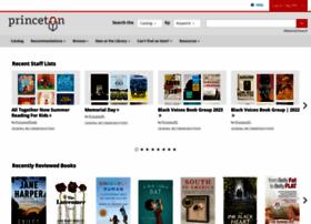 princetonlibrary.bibliocommons.com