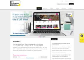 princetonreviewmexico.com