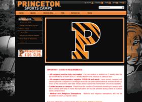 princetonsportscamps.com