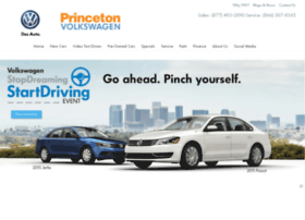princetonvolkswagen.com