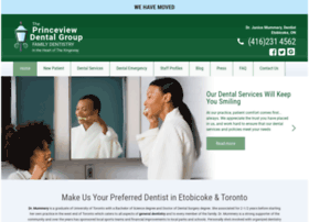 princeviewdental.com