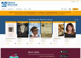 princewilliam.libraryreserve.com