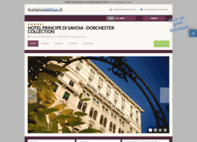 principedisavoia.hotelsinmilan.it