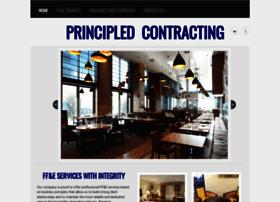 principledcontracting.com