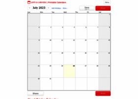 print-a-calendar.com