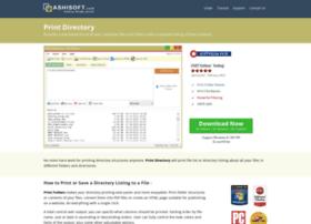print-directory.com