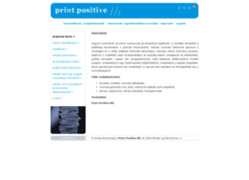 print-positive.hu