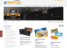 print.thebusinesscardshoppe.com