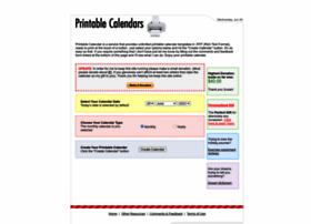 printable-calendar.com