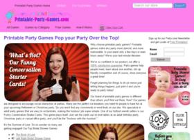 printable-party-games.com