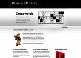 printable-puzzles.com
