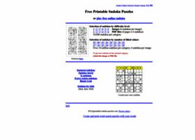 printable-sudoku-puzzles.com