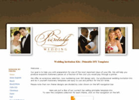 printable-wedding-invitations.com