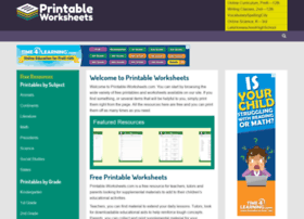 printable-worksheets.com
