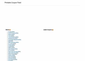 printablecouponfeed.com