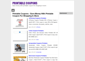 printablecouponspictures.com